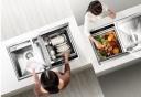 شستشوی خودکار ظروف و میوه و سبزی
