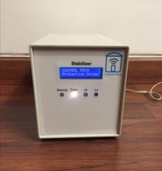 استابیلایزر ST7000 یا محافظ و ترانس برای یک واحد آپارتمان