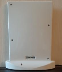 آنتن رومیزی سفید برای گیرنده دیجیتال و تلویزیون دیجیتال