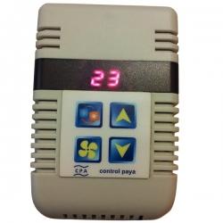ترموستات  Brilliant-A3 ترموستات دیجیتال سه دور برای فن