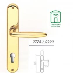 دستگیره طلایی در