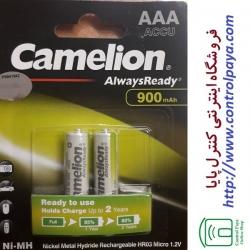 باتری شارژی قلمی AA در بسته دوتایی 2300mAh
