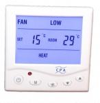 ترموستات اتاقی دیجیتال T210 با خروجی آنالوگ و نمایش دمای محیط و دمای مطلوب