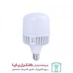 لامپ حبابی ال ای دی 50 وات بالاستیران پایه E27 مهتابی