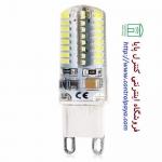 لامپ LED  G9 ژله ای 3 وات 220 ولت