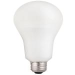 لامپ حبابی ال ای دی 18 وات مهتابی مات