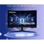 "27"" G5 Odyssey Gaming Monitor مانیتور گیمینگ 27 اینچ سامسونگ جی5"