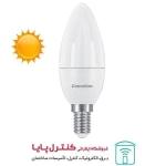 لامپ LED شمعی آفتابی 6 وات کملیون Camelion