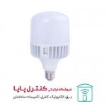 لامپ حبابی ال ای دی 40 وات بالاستیران پایه E27 مهتابی